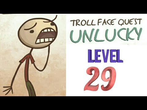 Download Troll Face Quest Unlucky Level 36 37 38 39 40 Video 3GP Mp4