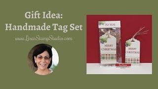 Gift Idea: Handmade Tag Set