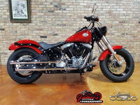 2014 Harley-Davidson Softail Slim® in Big Bend, Wisconsin - Video 1
