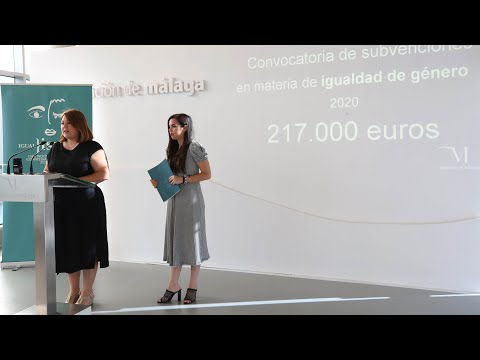 Convocatoria de ayudas en materia de igualdad 2020