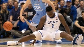 Nike stocks drop following Duke basketball star Zion Williamson injury