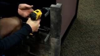 Installing Universal Trim Stone
