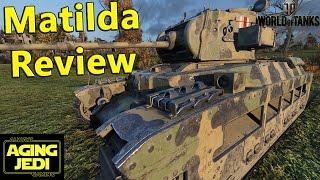 World of Tanks - Matilda (British) Tier 4 Medium Tank Guide & Review