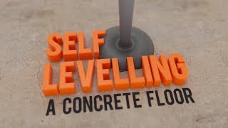 Self-levelling a floor - The Complete Guide