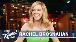 Rachel Brosnahan on Golden Globes Emergency & Marvelous Mrs. Maisel