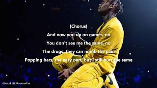 Chris Brown-Hurt the same(Lyrics)HOAFM