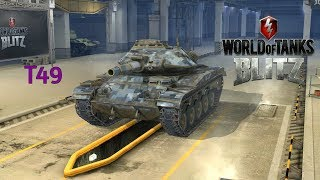 Gambar cover T49 - World of Tanks Blitz