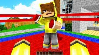 ISMETRG ARKADAŞIYLA BOKS MAÇI YAPTI! 😱 - Minecraft