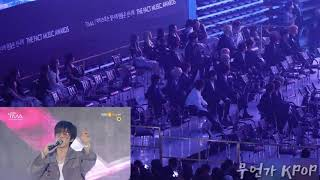 190424 IDOLS React To IKON Love Scenario + Killing Me @TMA 2019
