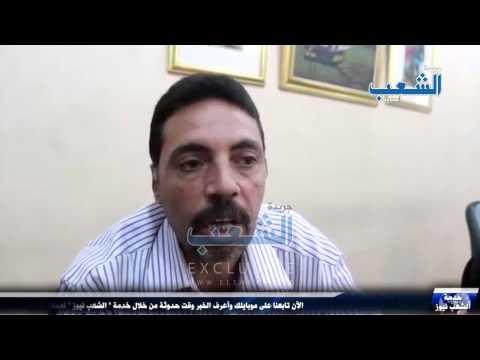 """أحد الصحفيين الحزبيين المضربين عن الطعام: قلاش يمارس نفس ادور المرسوم للي قبله"""""""