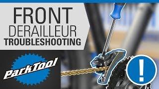 Front Derailleur - Advanced Troubleshooting
