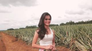 Carmella Nina Quirog Miss Philippines Earth 2017 contestant Environmental Advocacy