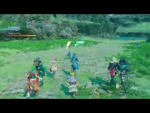 Видео № 2 из игры Star Ocean: Integrity and Faithlessness [PS4]