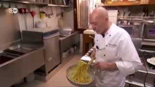 preview picture of video 'Bigoli alla carbonara from Padua | Euromaxx'