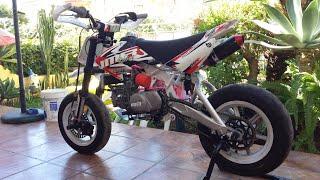 Revive Tu Moto: Pit Bikes. IMR Y Rav Rider