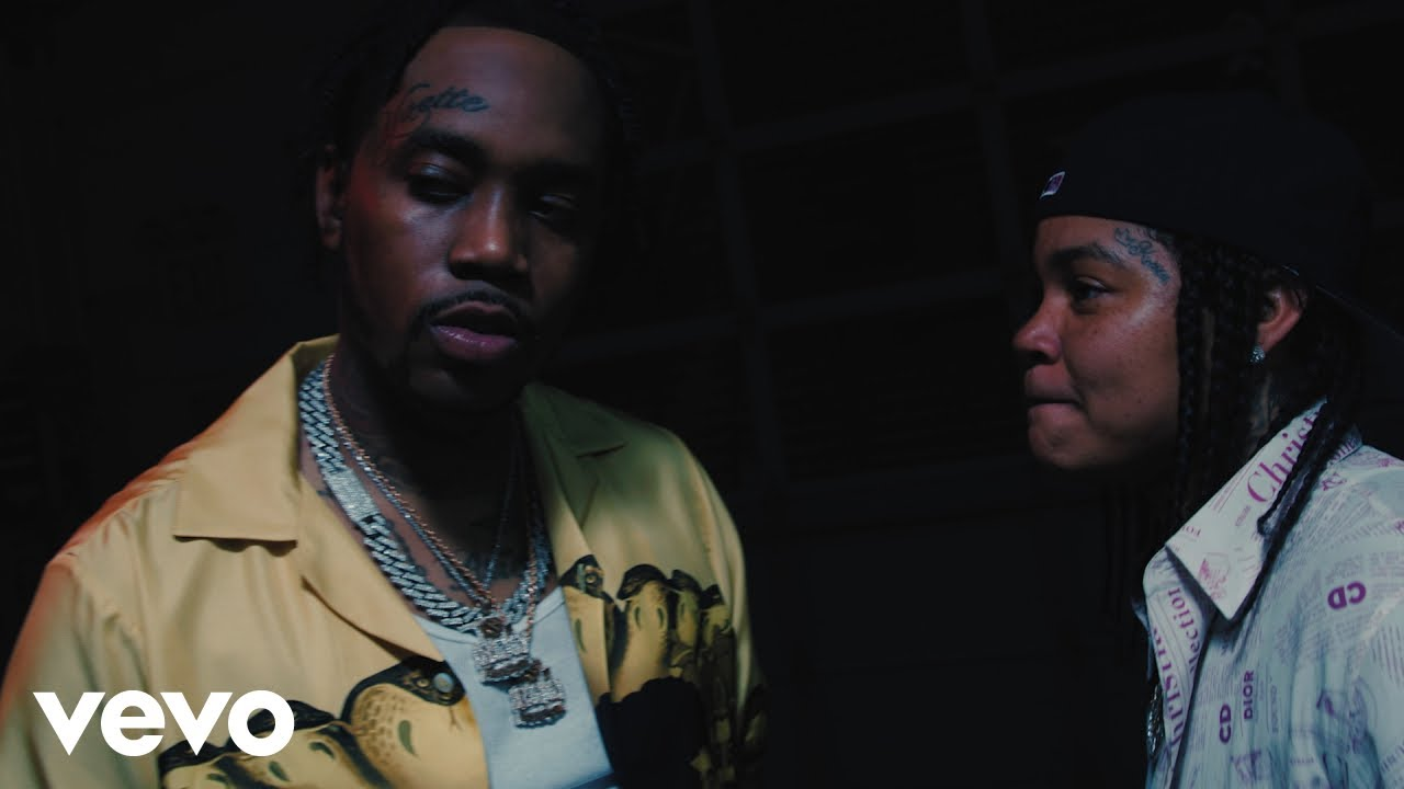 Fivio Foreign, Young M.A - Move Like a Boss (Official Music Video)