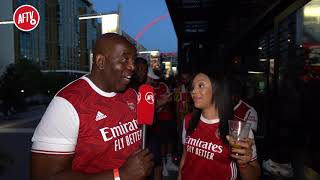 Arsenal 2-1 Chelsea | What Arteta Has Done in 8 Months Is Amazing! (Charlene)