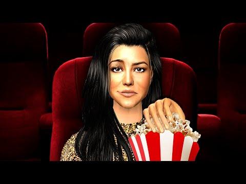 Kardashians at a Movie