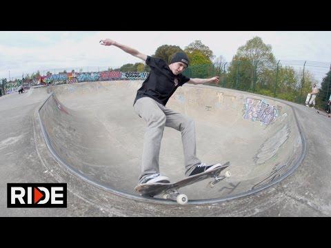 Bushy Park Skatepark Check - Dublin, Ireland