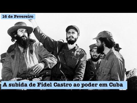 16 de Fevereiro - T.1 Ep.101 - A subida de Fidel Castro ao poder em Cuba