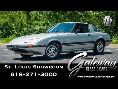 Video of 1982 Mazda RX-7 - $14,500.00 - QB9V