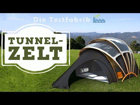 🏕️ Tunnelzelt Test (2019) – 🏆 Das beste Familienzelt