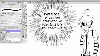Cómo Dibujar Manga con Sen y Kai - Dibujar con Manga Studio Parte 1