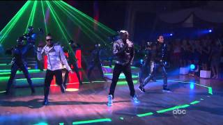 The Black Eyed Peas - Don't Stop the Party [Live on Dancing with the Stars US. 2011]