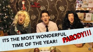 PARODY! THE MOST WONDERFUL TIME OF THE YEAR!  Feat - Andy Williams