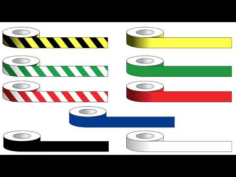 Aisle Marking & BarricadeTapes