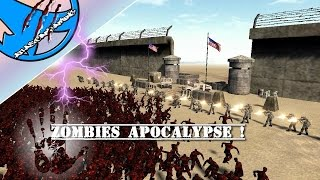 ZOMBIES APOCALYPSE ! - Men of War : Assault Squad 2[Red rising Mod movies scenario #7 ][fr/eng]