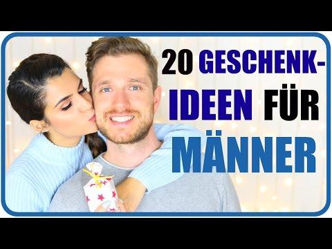 20 GESCHENKIDEEN FÜR MÄNNER AB 1€ MIT VANIA   HALLO OLI