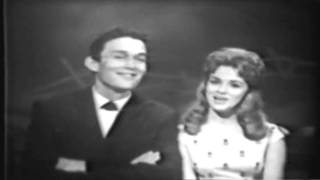 jimmy dean show duet with connie smith.her first network tv appearance.