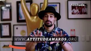 Willie Waiirua is calling you to nominate someone for the Attitude Awards!