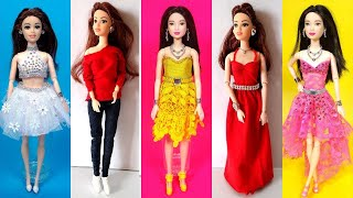 My Cute Dolls Getting Ready For 2020 Valentines Day (CUTE DOLL DRESSES)!