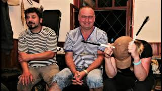 Video Madrigal zkouška nové skladby