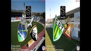Rádio Antena 1 - Chaves X Portimonense & Tondela X Aves - Relato Dos Golos