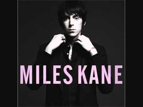 Miles Kane- Telepathy (Colour Of The Trap)
