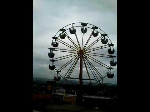 Vlog em Araçariguama- na roda gigante