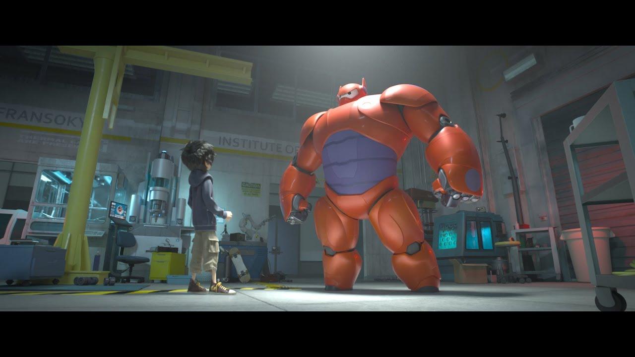 Video trailer för BIG HERO 6 | UK Teaser Trailer | Official Disney UK
