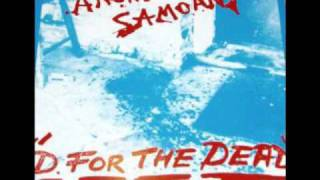 Angry Samoans-D for the Dead