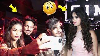 Jannat Gets Jealous😡 When Faisu Taking Selfie With Other Tik Tok Artist
