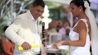 Milena e Eduardo