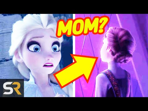 Frozen 2 Theory: Elsa And Anna's Parents Are Alive