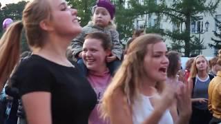 день города Гатчина 1 сентяря 2018 г.Format FM и Константин Легостаев