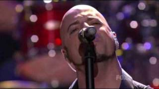 Chris Daughtry - American Idol - Results and No Surprise HD live (16)