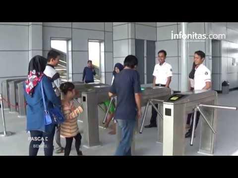 Pasca diresmikannya Stasiun Bekasi Timur