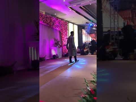 Akshat Gupta dance at Wedding