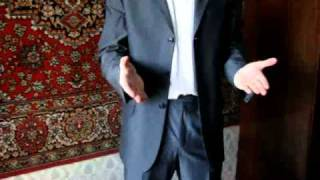 Дмитрий Медведев танцует (за день до...)