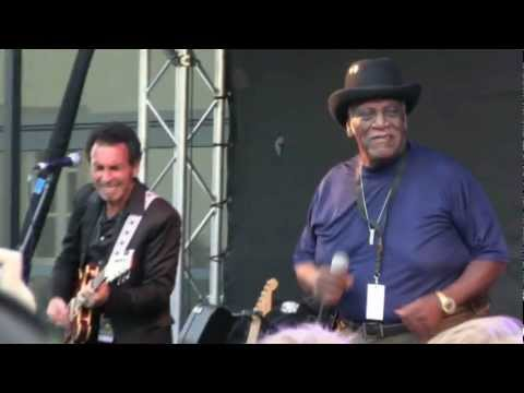 "Big Pete Pearson & The Gamblers ""Travelin' Man"" @ Blues'n Jazz Rallye 2012 Luxembourg"